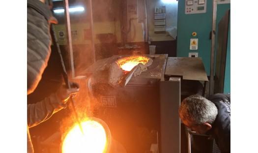Kara firin pide fırını tamir ve onarım firin kapakları ışık istim  fotoğrafı 3