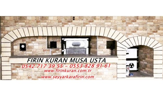 FIRIN KURAN MUSA USTA (FIRINKURAN İNŞ TİC LTD ŞTİ) 05427173955 fotoğrafı 1